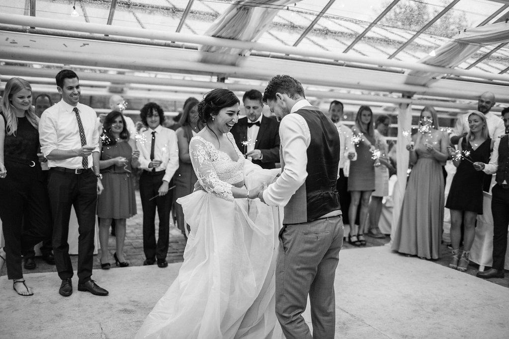 multikulturelle Hochzeit