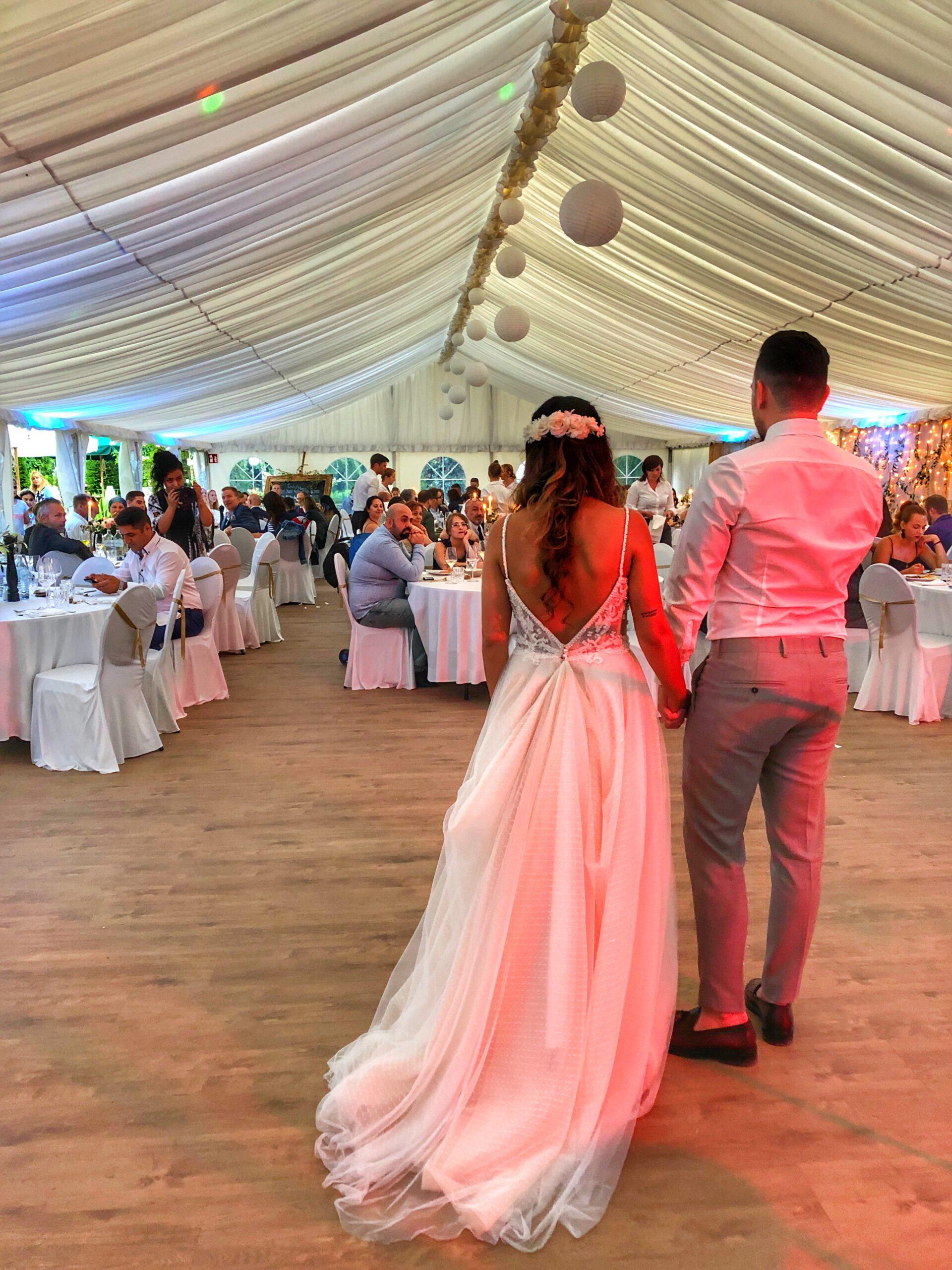 italienisch türkische Hochzeit mit macera Euriental music