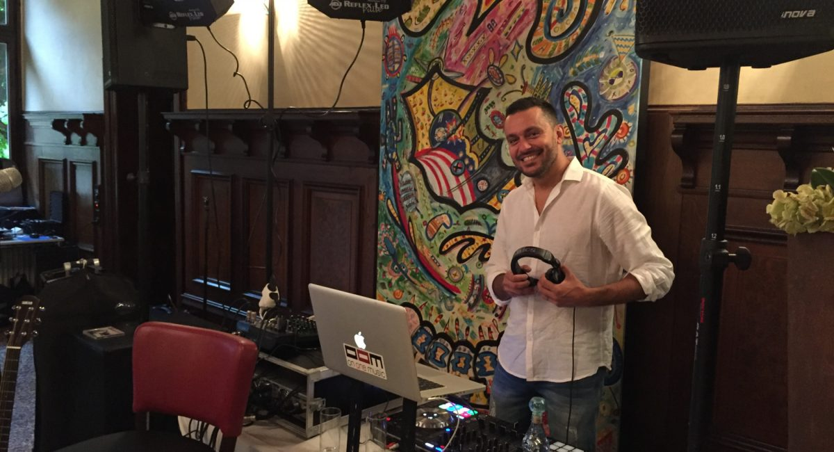 Euriental DJ Ahmet